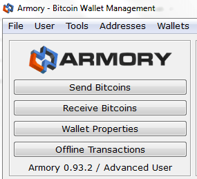 cold storage bitcoin wallet