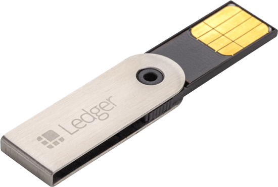 bitcoin ledger hardware wallet